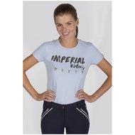 Imperial Riding T-Shirt Twister Grey Melange