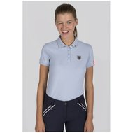 Imperial Riding Poloshirt VIP Blue Breeze