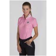 Imperial Riding Poloshirt VIP Rose