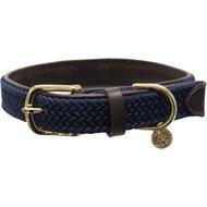 Kentucky Halsband Plaited Nylon Navy