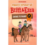 Britt & Esra Safari te paard