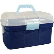 Pfiff Caisse de Pansage avec Contenu Bleu