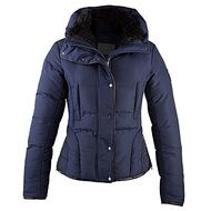 Pfiff Quilted Jacket Mollymook Blue