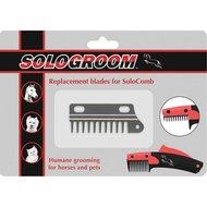SoloGroom Solo Kam Reserve Messen Metal
