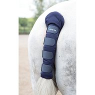 Shires Tail Guard Padded Navy