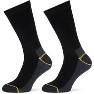 Stapp Yellow Socken Worker Schwarz