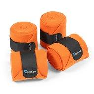 Arma Bandages Fleece Oranje One Size