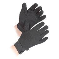 Shires Gloves Newbury Childrens Black