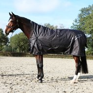 Imperial Riding Outdoor Rug Super-dry 200g Black