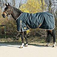 Harrys Horse Couverture d'Hiver Thor 300gr Ébène