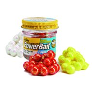 Berkley Kunstaas FW Powerbait Dough Eggs Floating Magnum fluor oranje