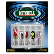 Mitchell Spinner Kit (5 Spinners)
