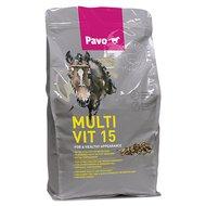 Pavo Multivit 15 Zak 3kg