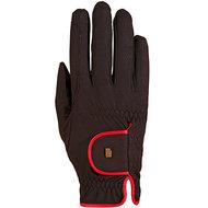 Roeckl Grip Bicolor Trend Zwart/Rood