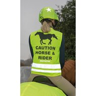 Equi-Flector Safety Vest Yellow