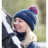 Team Shires Muts Bobble Navy One Size