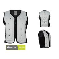 Inuteq Cooling vest ATANEQ dry cooling Zilver