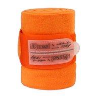 EQuest Bandage Alpha Fleece 4st 12cm Oranje 3m