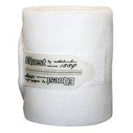 Equest Bandage Alpha Fleece 4st 12cm Wit 3m