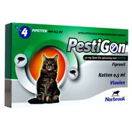 Pestigon Spot-on Kat 4 Pipetten