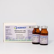 Vitamine-d3-miljoen Inj. Agrivet 12x10ml