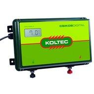 Koltec Csikos Digital Schrikdraadapparaat 1,3 Joule