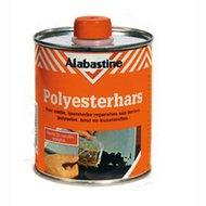Alabastine Polyesterhars Grijs 500ml