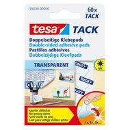 Tesa Dubbelz.trp.kleefpads 60st 59400