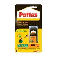 Pattex Supermix Universal Twee-componentenlijm Transp 11ml