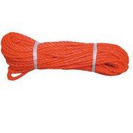 Polyprop.oranje Gs 20m 4mm