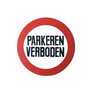 Agradi Bord Parkeren Verboden