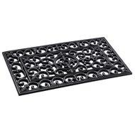 Hamat Rubbermat Zwart