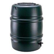 Regenton 168 liter Groen