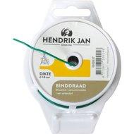 Hendrik Jan Binddraad Geplastificeerd 25m