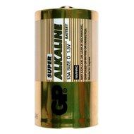 GP Alkaline Batterij 2st type D