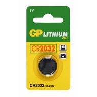 GP Knoopcel CR 2032 lithium