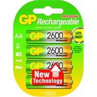 GP Batterij 4st 2600mA