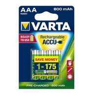 Varta Oplaadbare Batterij Aaa 4st