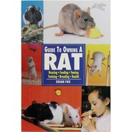 Tijssen Boek Guide To Owning A Rat