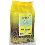 Birds Meelwormen Gedroogd 200gr