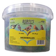 Birds Mezenbollen in Emmer 25st