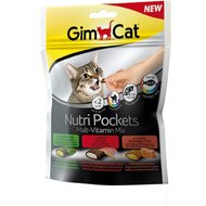 Gimcat Nutri Pockets Malt-vitaminemix 150gr