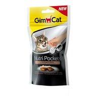 Gimcat Nutri Pockets Gevogelte & Biotine 60gr