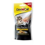Gimcat Nutri Pockets Kaas & Taurine 60gr