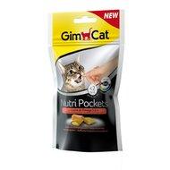 Gimcat Nutri Pockets Zalm & Omega 3&6 60gr
