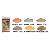 Lucky Reptile Sahara White Desert Sand 5 kg Wit/Roze