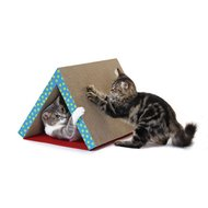 Pet stages Fold Away Scratching Tunnel