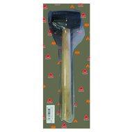 Camp Gear Hammer mit Holzstiel Gummi Schwarz 230g