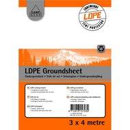 Camp Gear Bodenplane LDPE Transparent