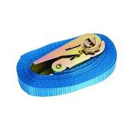 Agradi Spannband mit Sperrklinke Blau 5m
